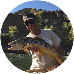 Photo: Proudline Guided Flyfishing Guide Michael Shook